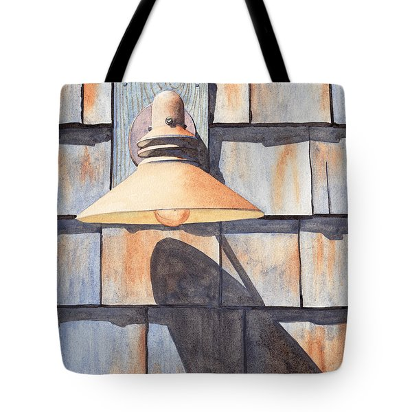 Light Tote Bag by Ken Powers