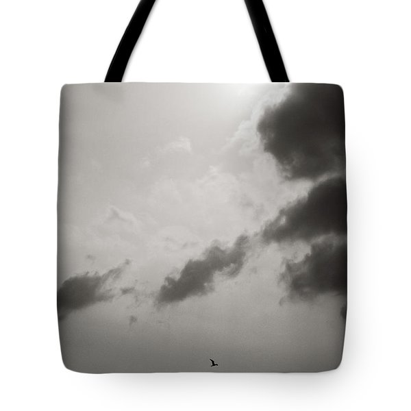 Light Of The Sky Tote Bag by Konstantin Dikovsky
