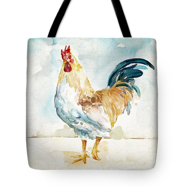 Lightrooster Tote Bag by Mauro DeVereaux