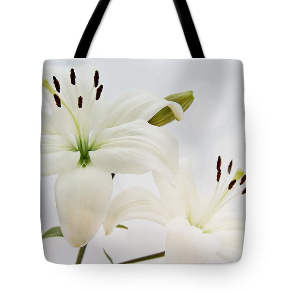 Like Heaven... Tote Bag by Angela Doelling AD DESIGN Photo and PhotoArt