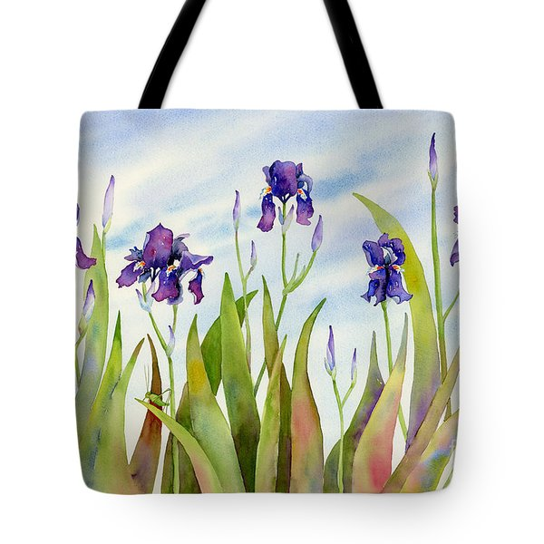 Listening To Divas Tote Bag by Amy Kirkpatrick