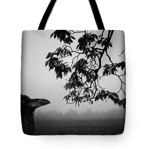 Listening To The Leaves Tote Bag by Dave Gordon