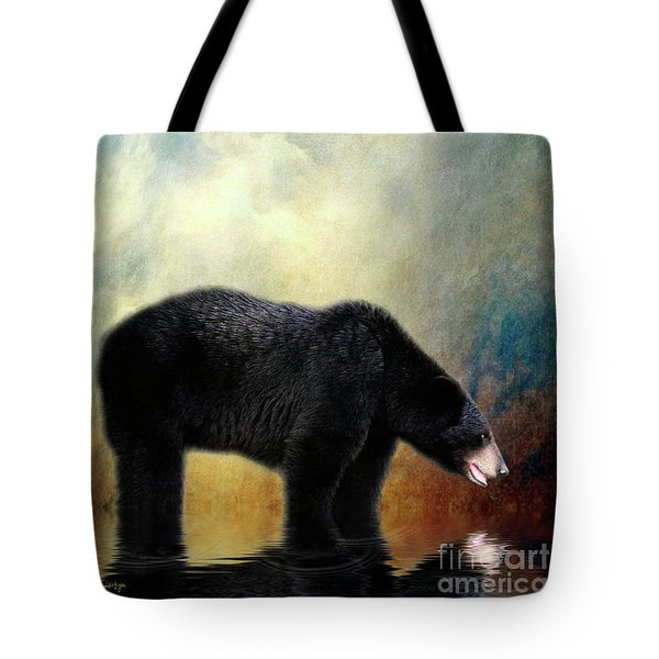 Little Boy Lost Tote Bag by Lois Bryan