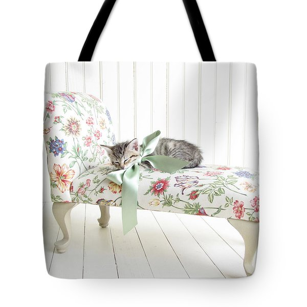 Little Princess Tote Bag by Amy Tyler