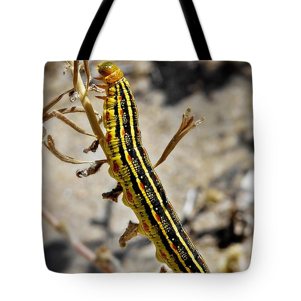 Living Desert Tote Bag by Christine Till