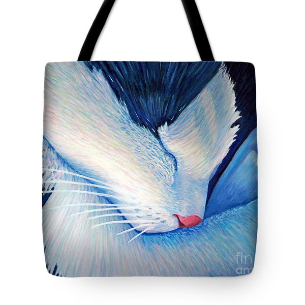 Living The Dream Tote Bag by Brian  Commerford