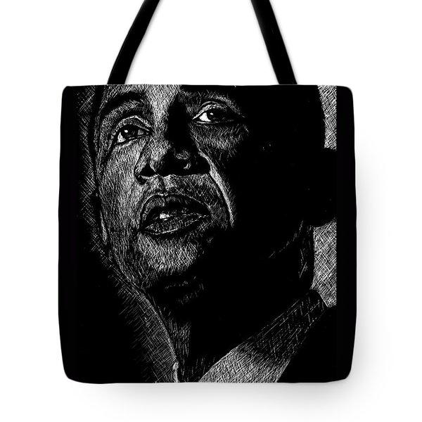 Living The Dream Tote Bag by Maria Arango