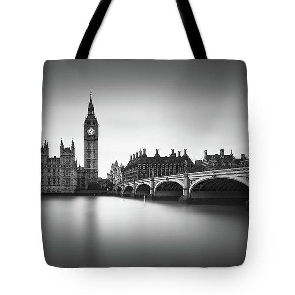 London, Westminster Bridge Tote Bag by Ivo Kerssemakers