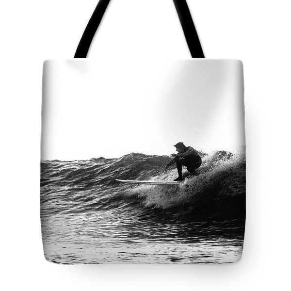 Longboard Tote Bag by Rick Berk