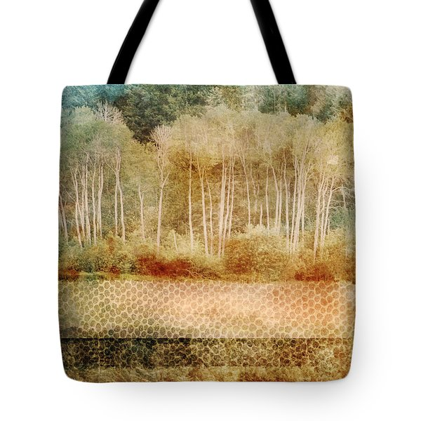 Loss of Memory Tote Bag by Tara Turner