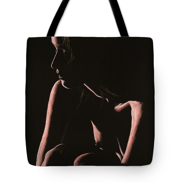 Lost Tote Bag by Richard Young