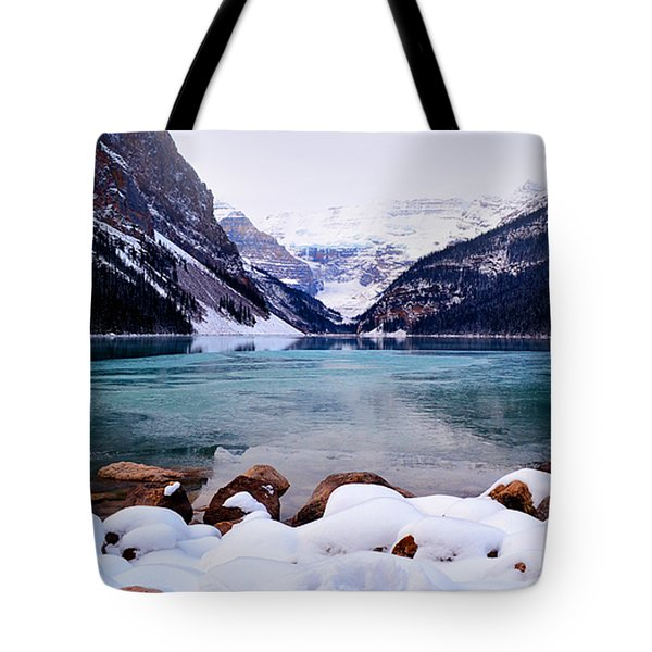 Louise Ice Tote Bag by Andrea Hazel Ihlefeld