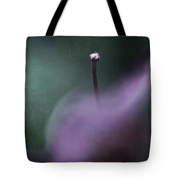 Love Is Sweet Misery Tote Bag by Laurie Search