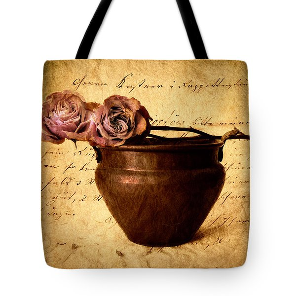 Love Notes Tote Bag by Jessica Jenney
