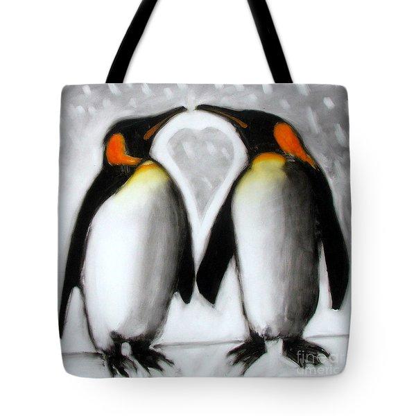 Love Tote Bag by Paul Powis