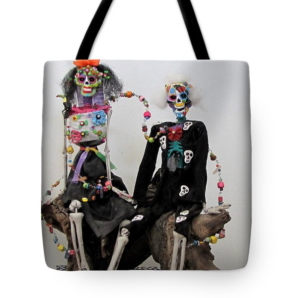 Lovin You Forever And Beyond Tote Bag by Keri Joy Colestock