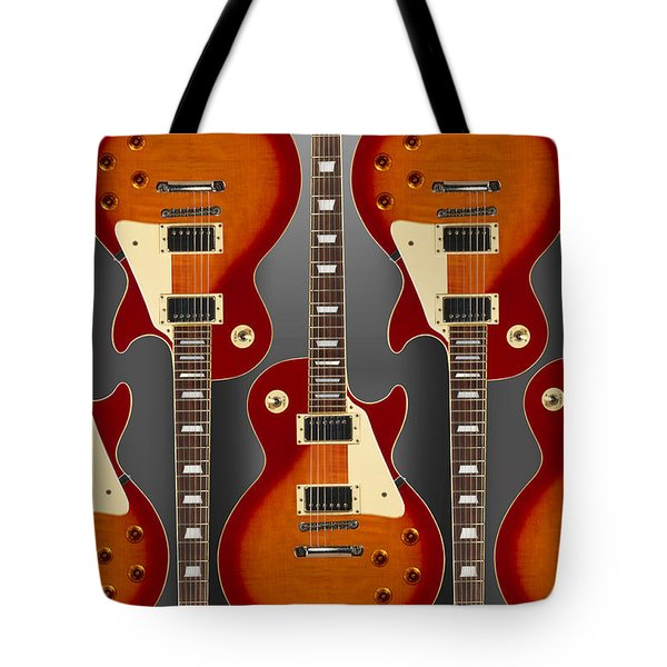 LP - 2 Tote Bag by Mike McGlothlen