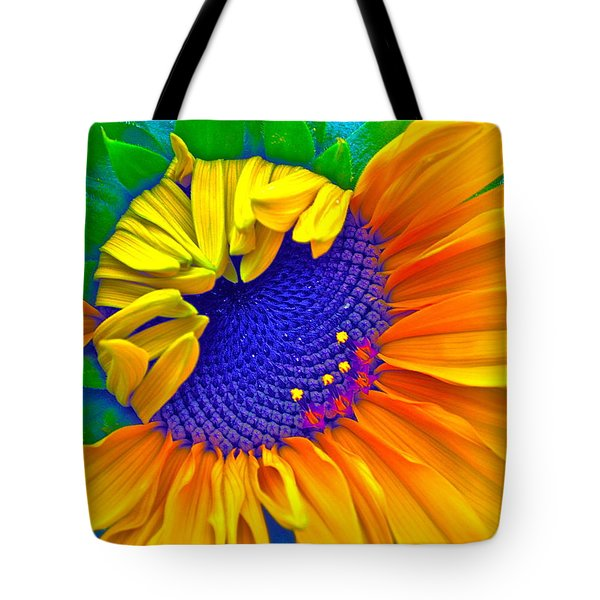 Lucky Tote Bag by Gwyn Newcombe