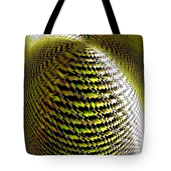 Luminous Energy 11 Tote Bag by Will Borden