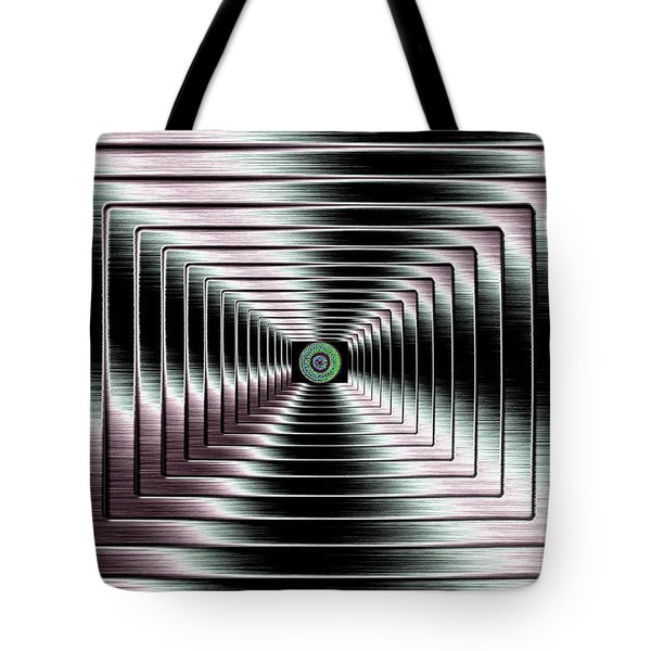 Luminous Energy 4 Tote Bag by Will Borden