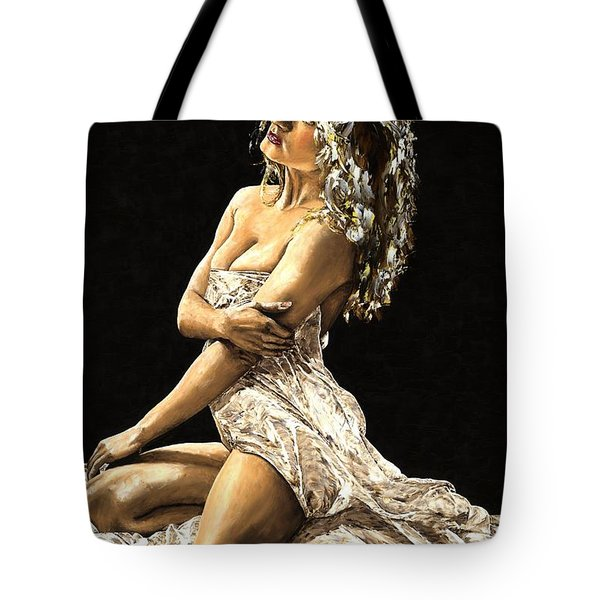 Luminous Tote Bag by Richard Young