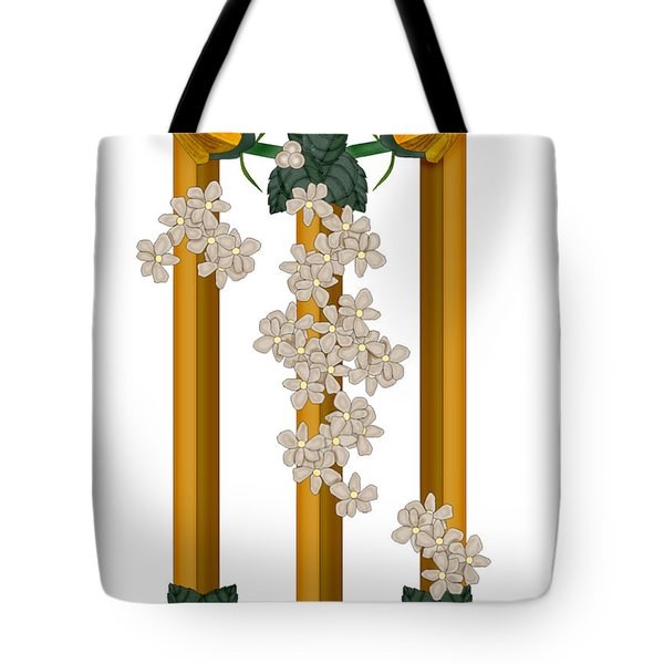 M Is For Memories Tote Bag by Anne Norskog