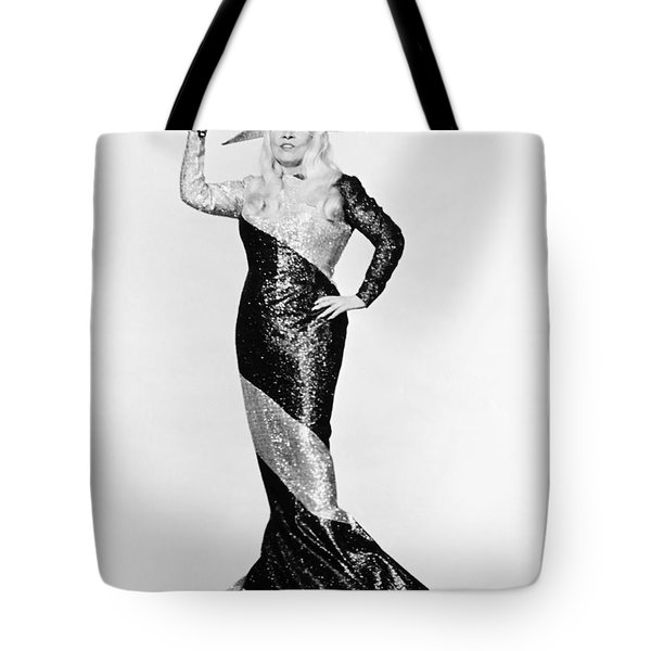 Mae West (1892-1980) Tote Bag by Granger