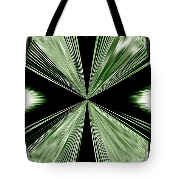 Magnetism Tote Bag by Will Borden