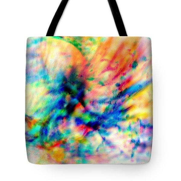 Make A Joyful Noise Tote Bag by WBK