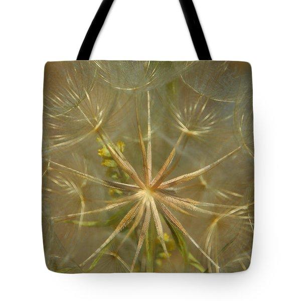 Make A Wish Tote Bag by Donna Blackhall