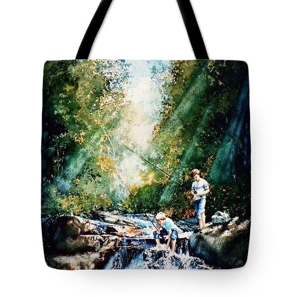 Making Memories Tote Bag by Hanne Lore Koehler