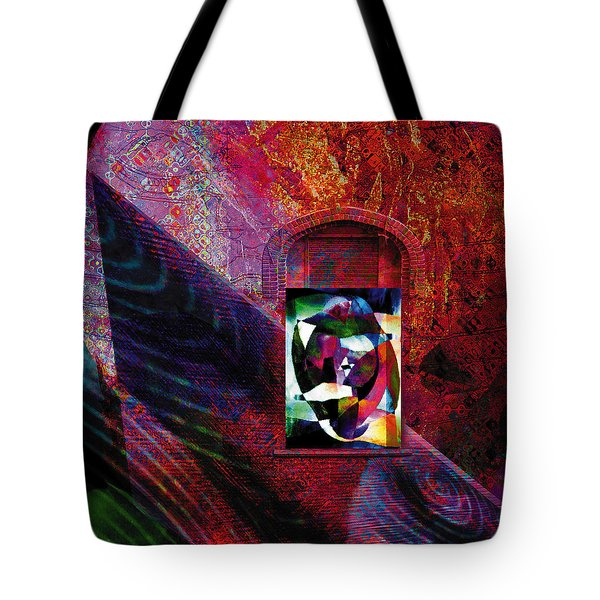 Man In The Moon Tote Bag by David Derr