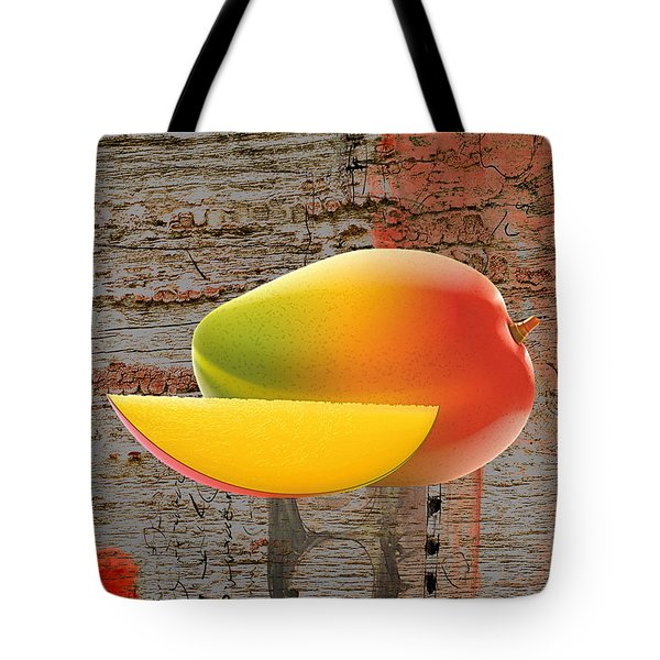 Mango Collection Tote Bag by Marvin Blaine