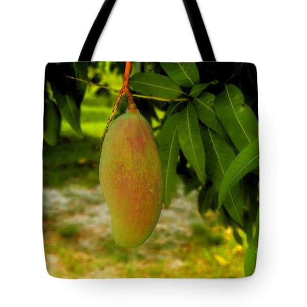 Mango Work Number One Tote Bag by David Lee Thompson