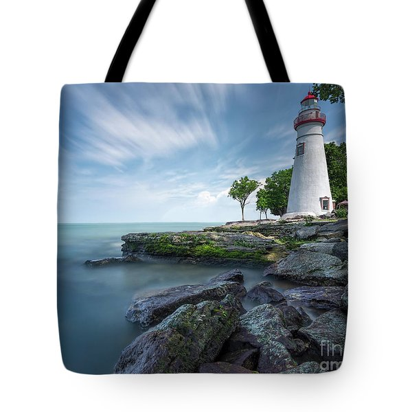 Marblehead Breeze Tote Bag by James Dean