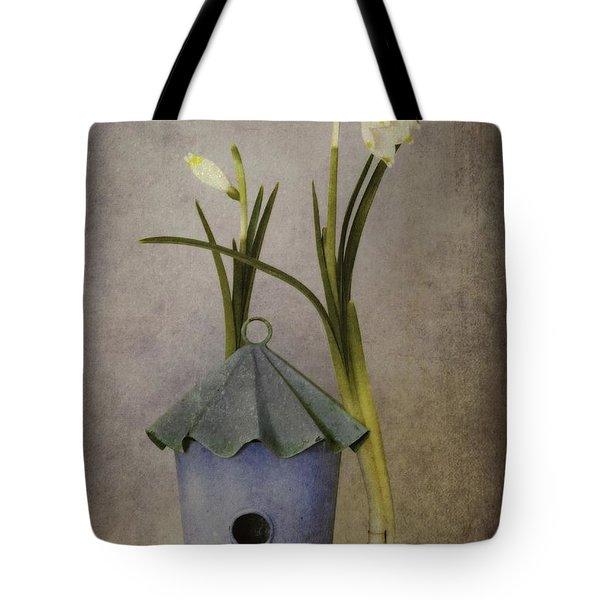 march Tote Bag by Priska Wettstein