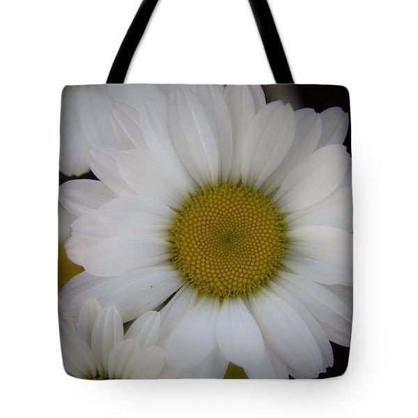 Marguerite Daisies Tote Bag by Teresa Mucha