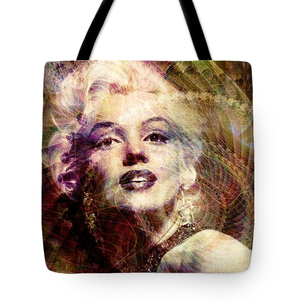 Marilyn Tote Bag by Barbara Berney