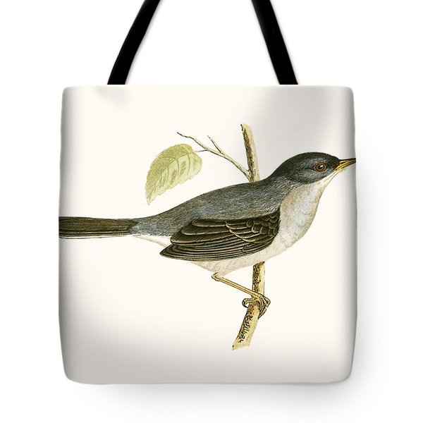 Marmora's Warbler Tote Bag by English School