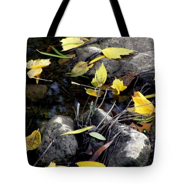 Marooned Tote Bag by Joe Jake Pratt