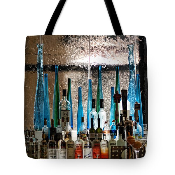 Martini Tote Bag by Athala Carole Bruckner