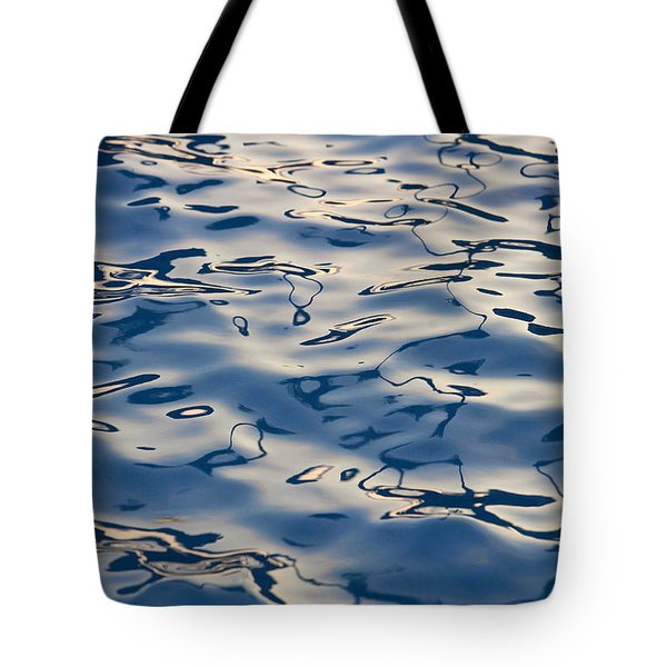Maui Ocean Ripples II Tote Bag by Ron Dahlquist - Printscapes