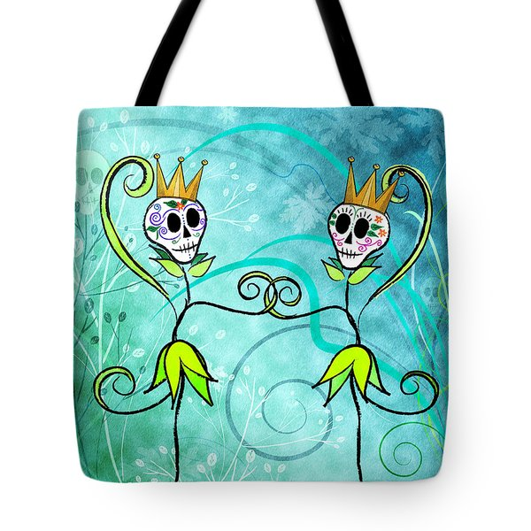 May Flowers Tote Bag by Tammy Wetzel