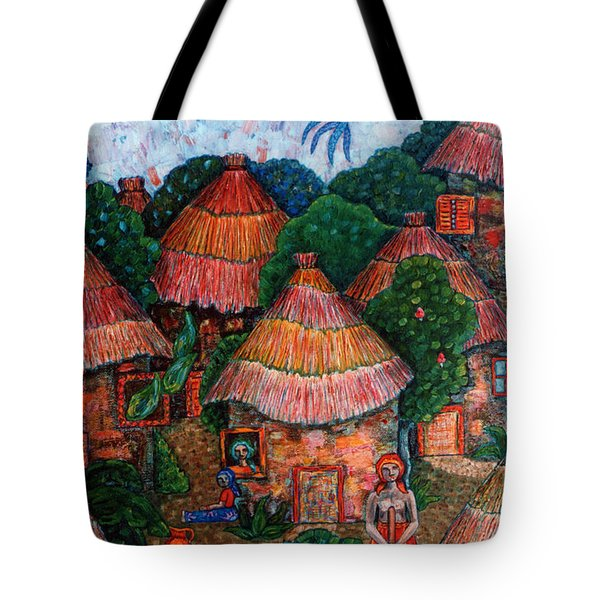 Maybe That Was My Country Tote Bag by Madalena Lobao-Tello