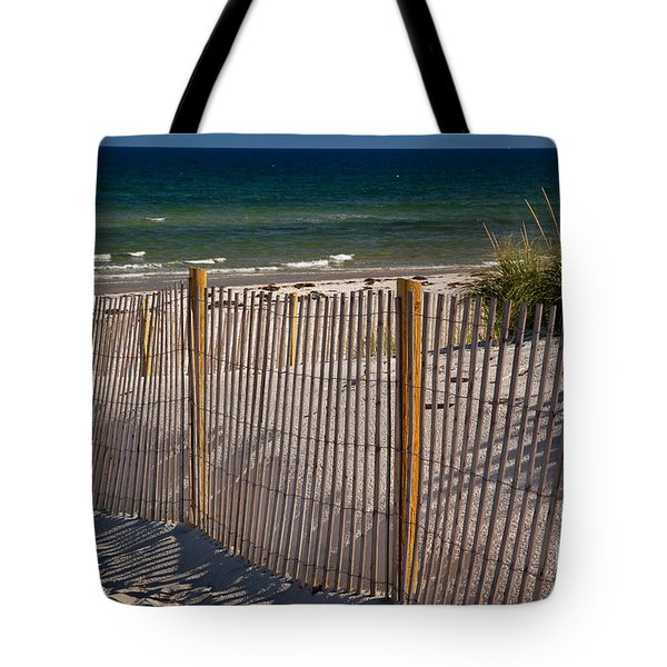 Mayflower Beach Tote Bag by Susan Cole Kelly