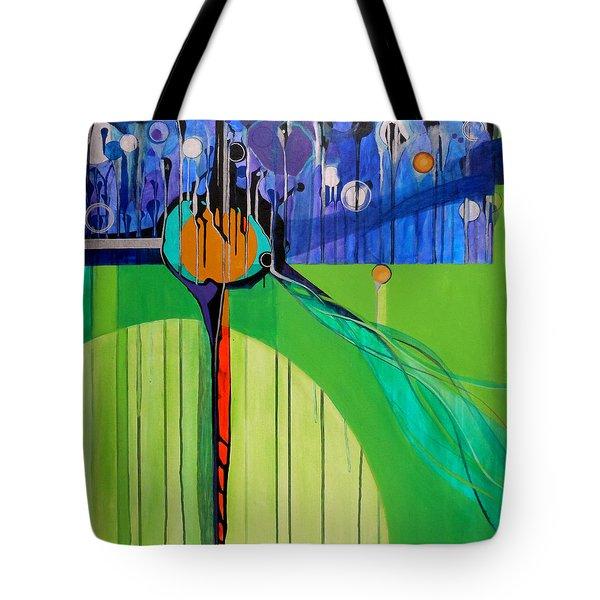 MAZAL TOV  Tote Bag by Marlene Burns