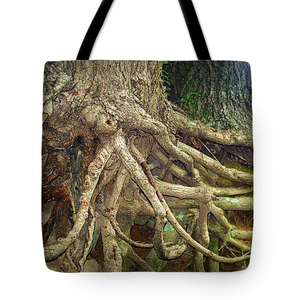 Medusa Tote Bag by Cricket Hackmann