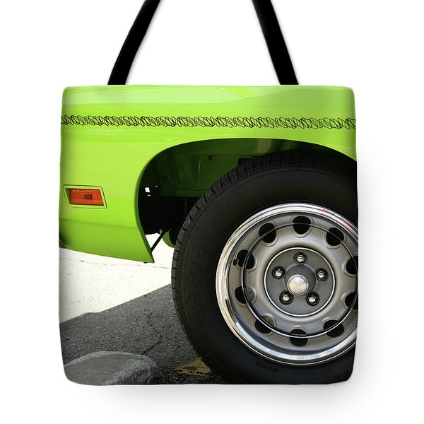 Meep Meep 440 Tote Bag by Gordon Dean II