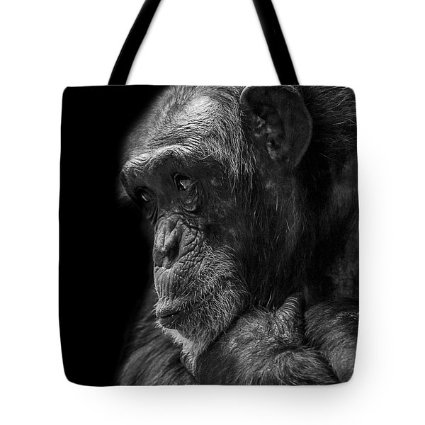 Melancholy Tote Bag by Paul Neville