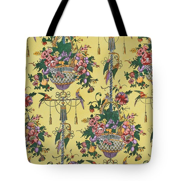 Melbury Hall Tote Bag by Harry Wearne